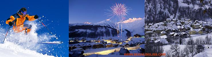 val d'allos, stations de ski des Alpes de Haute Provence en images